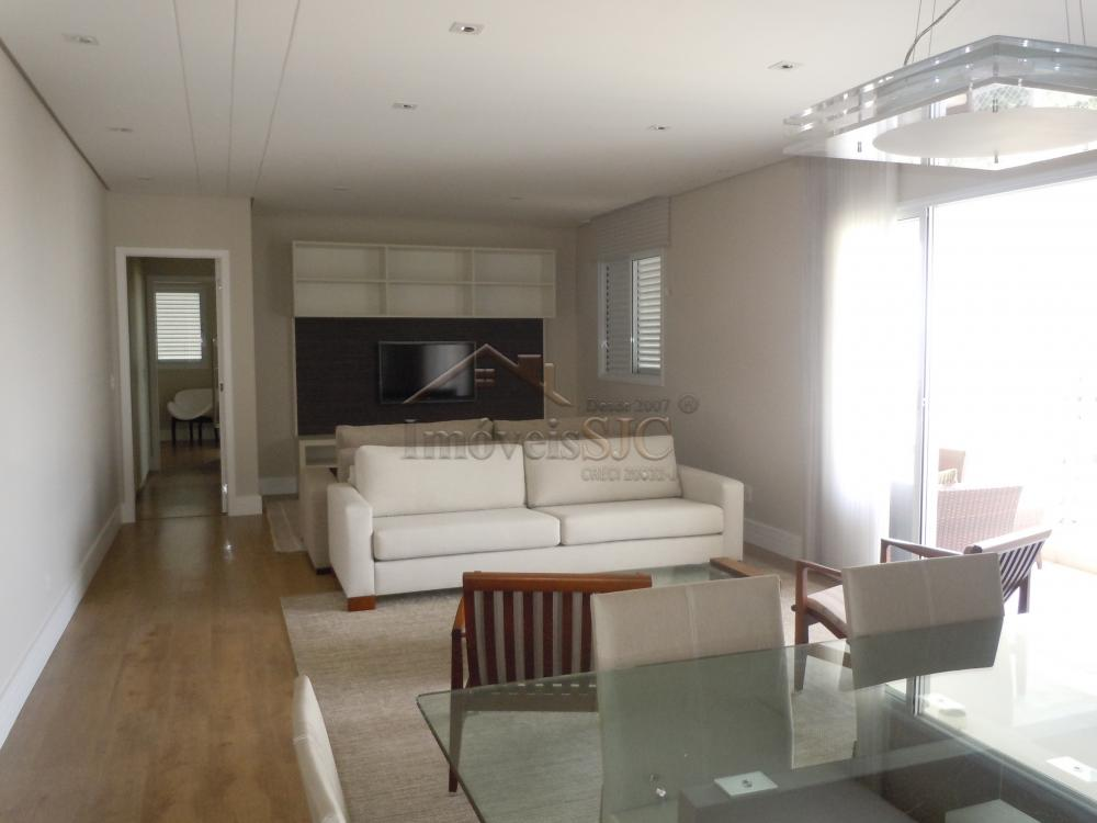 Sao Jose dos Campos Apartamento Locacao R$ 3.600,00 Condominio R$750,00 3 Dormitorios 3 Suites Area construida 140.00m2
