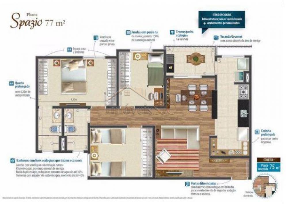 Comprar Apartamentos / Padrão em São José dos Campos apenas R$ 358.000,00 - Foto 15