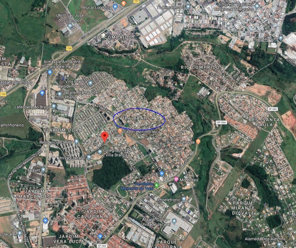 Comprar Lote/Terreno / Residencial em Jacareí apenas R$ 2.100.000,00 - Foto 1