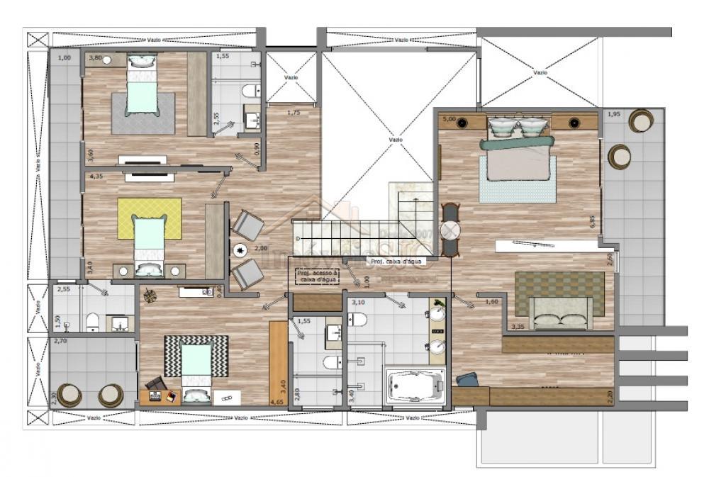 Comprar Casas / Condomínio em São José dos Campos apenas R$ 2.200.000,00 - Foto 5