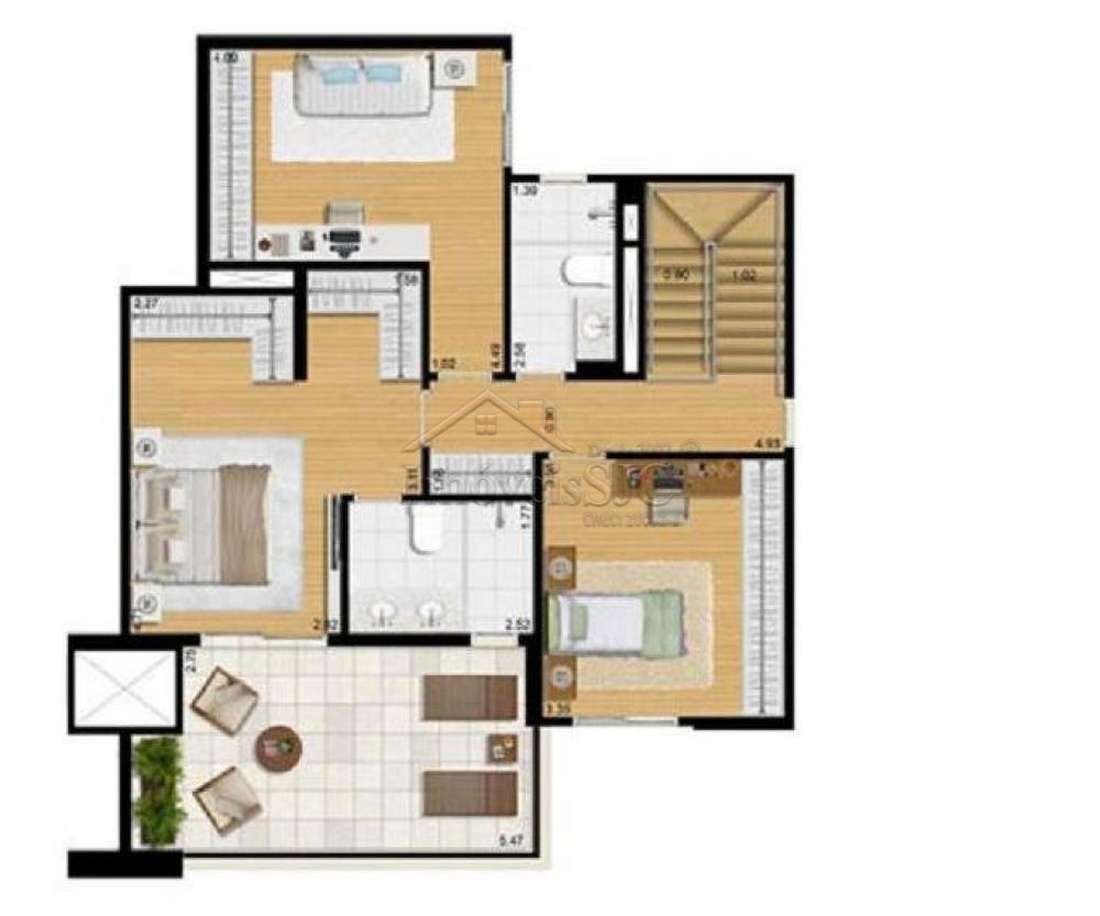 Comprar Apartamentos / Cobertura em São José dos Campos apenas R$ 1.450.000,00 - Foto 23