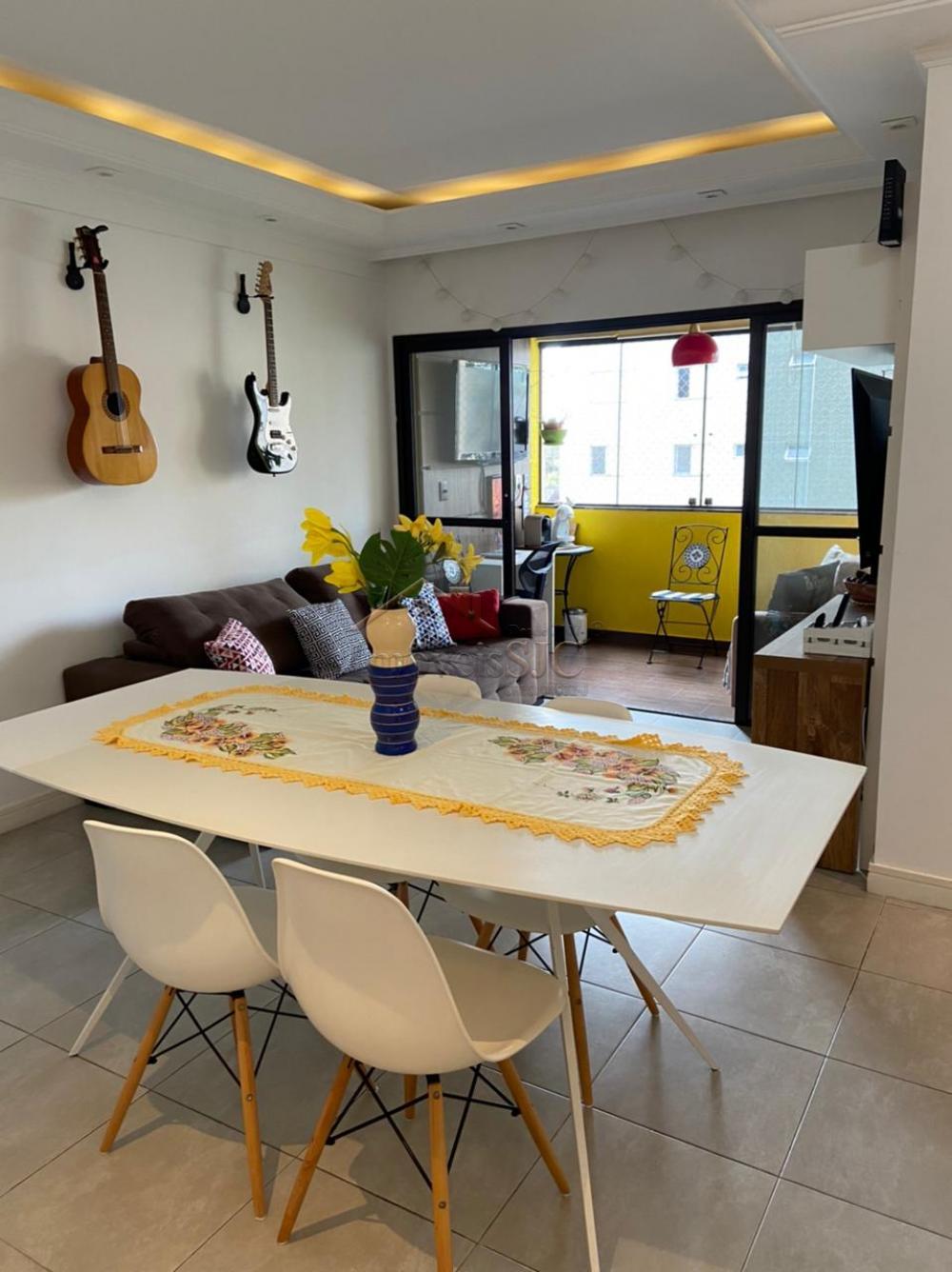 Sao Jose dos Campos Apartamento Venda R$470.000,00 Condominio R$697,00 3 Dormitorios 1 Suite Area construida 90.00m2