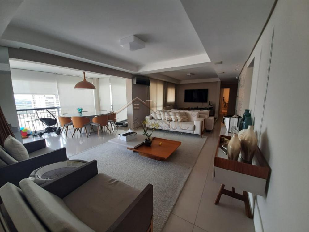 Sao Jose dos Campos Apartamento Venda R$1.600.000,00 Condominio R$950,00 4 Dormitorios 2 Suites Area construida 194.00m2