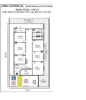 Alugar Comerciais / Casa Comercial em São José dos Campos apenas R$ 6.500,00 - Foto 8
