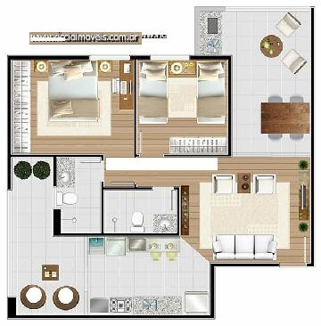 Comprar Apartamentos / Padrão em São José dos Campos apenas R$ 605.000,00 - Foto 3