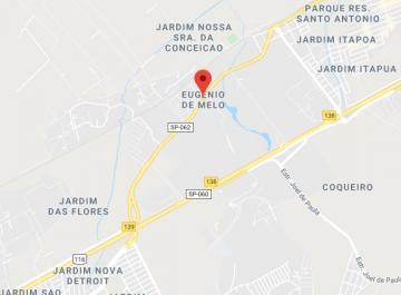 Sao Jose dos Campos Eugenio de Mello loteterreno Venda R$88.860.400,00  Area do terreno 888604.00m2