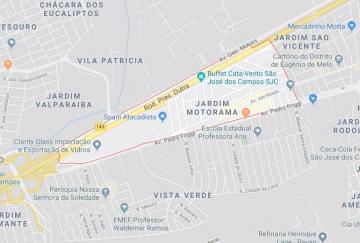 Sao Jose dos Campos Jardim Motorama loteterreno Venda R$30.000.000,00  Area do terreno 72000.00m2